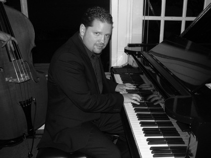 Project Paradiso pianist & composer Tony Foster